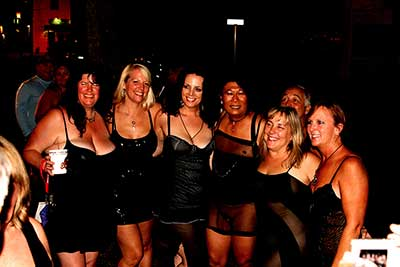 Little Black Dress Party