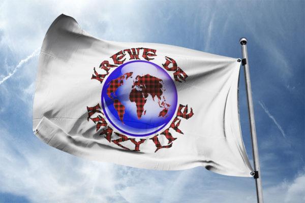 krewe flag